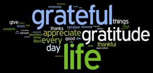 Lean Into Gratitude